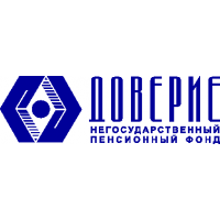 Логотип компании «НПФ Доверие»