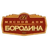 Логотип компании «Мясной Дом Бородина»