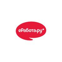 Логотип компании «еРабота.ру»