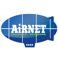 Логотип компании «AirNet»