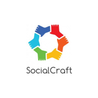 Логотип компании «SocialCraft»