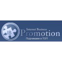 Логотип компании «IB Promotion»