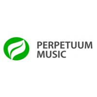 Логотип компании «PERPETUUM MUSIC»