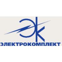 Логотип компании «Электрокомплект»
