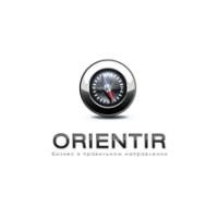 Логотип компании «Orientir»