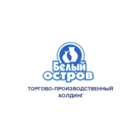 Логотип компании «Белый остров»