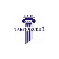 Логотип компании «Банк Таврический»