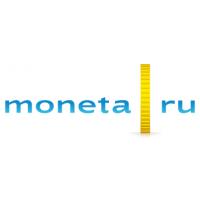 Логотип компании «МОНЕТА.РУ»