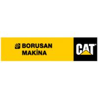 Логотип компании «Borusan Makina Kazakhstan»