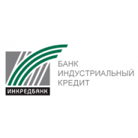 Логотип компании «Инкредбанк»