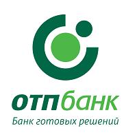 Логотип компании «ОТП Банк»
