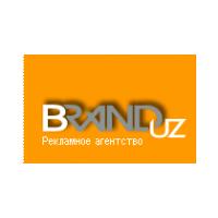 Логотип компании «Brand.uz»