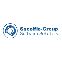 Логотип компании «Specific-Group»