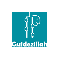 Логотип компании «guideZillah.com»