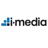 Логотип компании «i-Media»