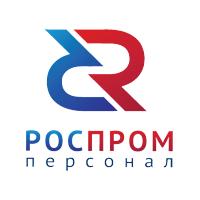 Логотип компании «РосПром Персонал»