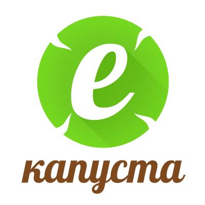 Логотип компании «еКапуста»