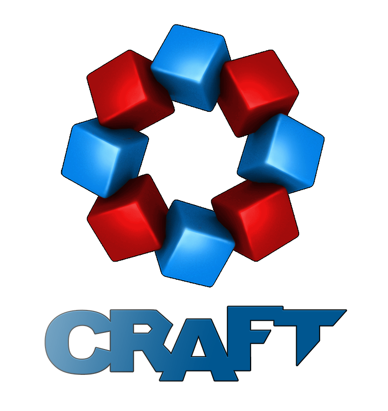 Логотип компании «Craft Games»
