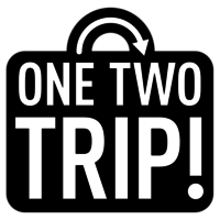 Логотип компании «OneTwoTrip!»