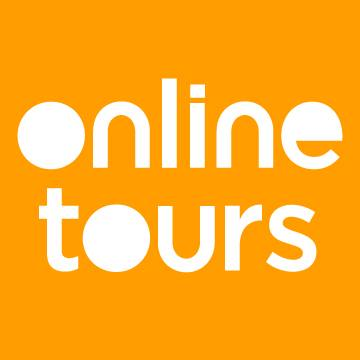 Логотип компании «Onlinetours.ru»