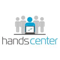 Hands.center