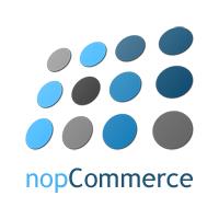 Логотип компании «nopCommerce»