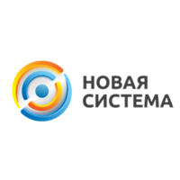 Логотип компании «Новая система»