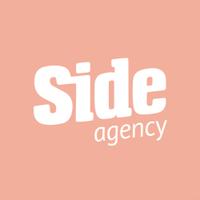 Логотип компании «Side agency»