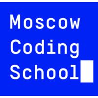 Логотип учреждения доп. образования «Moscow Coding School»
