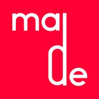 Логотип учреждения доп. образования «Академия MADE»