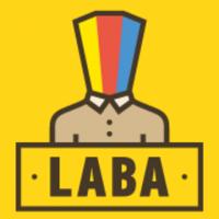 Логотип учреждения доп. образования «LABA»