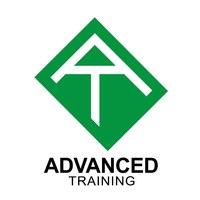 Логотип учреждения доп. образования «Advanced Training»