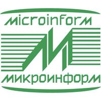 Логотип учреждения доп. образования «Microinform»