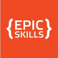 Логотип учреждения доп. образования «Epic Skills»
