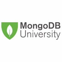 Логотип учреждения доп. образования «MongoDB University»