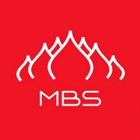 Логотип учреждения доп. образования «Moscow Business School»
