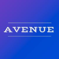 Логотип учреждения доп. образования «Avenue»