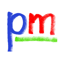 Логотип учреждения доп. образования «PM Club»