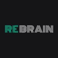 Логотип учреждения доп. образования «REBRAIN»