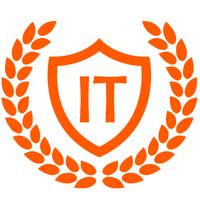 Логотип учреждения доп. образования «Академия IT»
