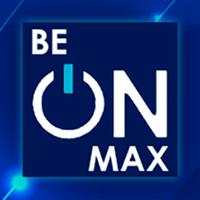 Логотип учреждения доп. образования «beONmax»
