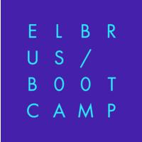 Логотип учреждения доп. образования «Elbrus Coding Bootcamp»
