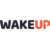 Логотип учреждения доп. образования «Академия Максима Батырева WakeUP»