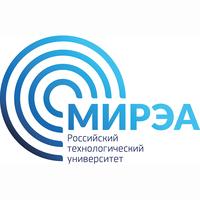 Логотип высшего учебного заведения «Российский технологический университет МИРЭА»
