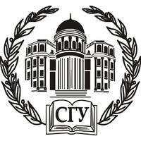 Логотип высшего учебного заведения «Саратовский национальный исследовательский государственный университет имени Н. Г. Чернышевского»