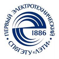 Логотип высшего учебного заведения «Санкт-Петербургский государственный электротехнический университет «ЛЭТИ» имени В. И. Ульянова (Ленина)»