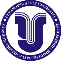 Логотип высшего учебного заведения «Ульяновский государственный университет»