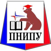 Логотип высшего учебного заведения «Пермский национальный исследовательский политехнический университет »