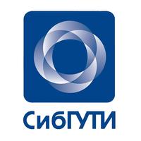 Логотип высшего учебного заведения «Сибирский государственный университет телекоммуникаций и информатики»