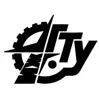 Логотип высшего учебного заведения «Ижевский государственный технический университет имени М.Т. Калашникова»